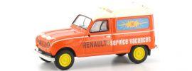 """BREKINA 14703 Renault R4 Fourgonnette """"Renault Kundendienst"""" Automodell 1:87 online kaufen"""