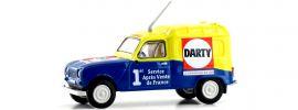 BREKINA 14710 Renault R4 Fourgonnette Darty | Auto-Modell 1:87 online kaufen
