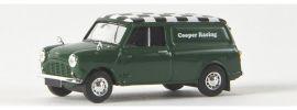 BREKINA 15354 Austin Mini Van Cooper Racing | Modellauto 1:87 online kaufen