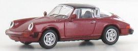 BREKINA 16361 Porsche 911 G targa metallic dunkelrot | Auto-Modell 1:87 online kaufen