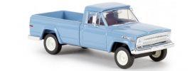 BREKINA 19806 Jeep Gladiator 1967 pastellblau Automodell 1:87 online kaufen