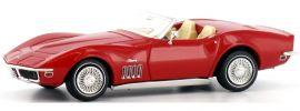 BREKINA 19969 Corvette C3 Cabrio, signalrot | Automodell 1:87 online kaufen