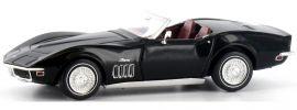 BREKINA 19970 Corvette C3 Cabrio, schwarz | Automodell 1:87 online kaufen