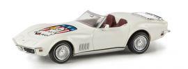 BREKINA 19980 Corvette C3 Cabrio weiß American Eagle TD   Modellauto 1:87 online kaufen