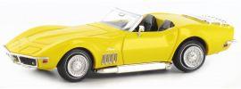 BREKINA 19981 Corvette C3 Cabrio rapsgelb TD | Automodell 1:87 online kaufen
