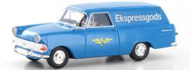 BREKINA 20197 Opel P2 Kasten NSB | Automodell 1:87 online kaufen