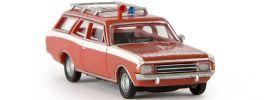 Brekina 20554 Opel Rekord C CarAVan Feuerwehr | Drummer | Modellauto 1:87 online kaufen