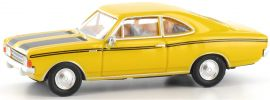 "BREKINA 20659 Opel Rekord C Coupé ""Sport"" Automodell 1:87 online kaufen"