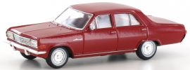BREKINA 20753 Opel Admiral bordeauxrot | Automodell 1:87 online kaufen