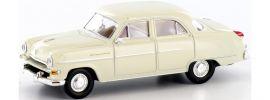 BREKINA 20862 Opel Kapitän 1954, weiß Automodell 1:87 online kaufen