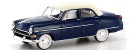 BREKINA 20864 Opel Kapitän '54, saphirblau Automodell 1:87 online kaufen