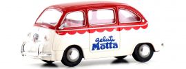 BREKINA 22465 Fiat Multipla Gelatti Motta | Modellauto 1:87 online kaufen