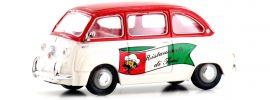 BREKINA 22467 Fiat Multipla Ristorante di Toni | Auto-Modell 1:87 online kaufen