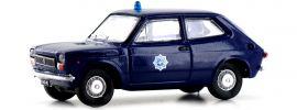 BREKINA 22505 Fiat 127 Politie (NL) | Blaulicht-Modell 1:87 online kaufen