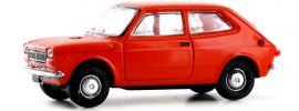 BREKINA 22506 Fiat 127 dunkelorange | Auto-Modell 1:87 online kaufen