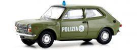BREKINA 22507 Fiat 127 Polizia | Blaulichtmodell 1:87 online kaufen