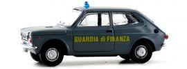 BREKINA 22509 Fiat 127 Guardia di Finanza | Blaulichtmodell 1:87 online kaufen
