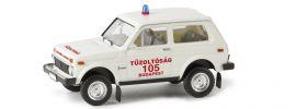 BREKINA 27228 Lada Niva Feuerwehr Budapest   HUN   Modellauto 1:87 online kaufen