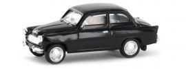 BREKINA 27452 Skoda Octavia schwarz   Automodell 1:87 online kaufen