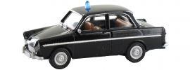 BREKINA 27722 DAF 600 schwarz Politie (NL) | Blaulichtmodell 1:87 online kaufen