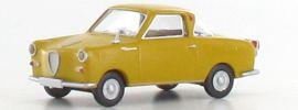 BREKINA 27857 Goggomobil Coupe gelb | Auto-Modell 1:87 online kaufen