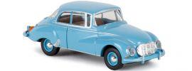 BREKINA 28019 Auto Union 1000 S Limousine pastellblau Automodell 1:87 online kaufen