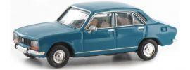 BREKINA 29113 Peugeot 504 gruenblau | Automodell 1:87 online kaufen