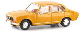 BREKINA 29115 Peugeot 504 gelb | Automodell 1:87 online kaufen