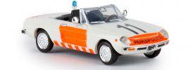 BREKINA 29603 Alfa Romeo Spider 2000 Rijkspolitie Blaulichtmodell 1:87 online kaufen