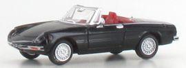 BREKINA 29606 Alfa Romeo Spider schwarz | Auto-Modell 1:87 online kaufen