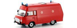 BREKINA 30405 Barkas B 1000 SMH 3 Feuerwehr Blaulichtmodell 1:87 online kaufen
