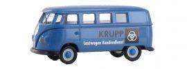BREKINA 31597 VW T1b Kombi Krupp Lastwagen Kundendienst | Auto-Modell 1:87 online kaufen