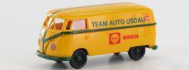BREKINA 32696 VW Kasten T1b Team Auto Usda  | Auto-Modell 1:87 online kaufen