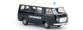 BREKINA 34404 Fiat 238 Bus Carabinieri Blaulichtmodell 1:87 online kaufen