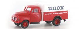 BREKINA 35337 Opel Blitz Koffer Unox | LKW-Modell 1:87 online kaufen