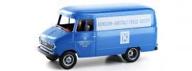 BREKINA 35615 Opel Blitz Kasten A Konsum | Auto-Modell 1:87 online kaufen