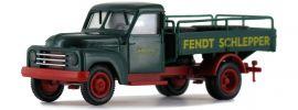 BREKINA 37143 Hanomag L 28 Pritsche Fendt Schlepper | LKW-Modell 1:87 online kaufen