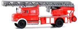 BREKINA 47079 Mercedes L 1519 DLK 30 Feuerwehr | Blaulichtmodell 1:87 online kaufen