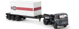 BREKINA 48012 MB LPS 338 20ft-Container-SZ DB | Modell-Lkw 1:87 online kaufen