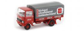 BREKINA 48504 Mercedes LP 608 Gustav Mouler Remsche | Auto-Modell 1:87 online kaufen
