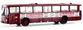 BREKINA 50634 Mercedes O 307 dunkelrot DB Michelsbräu | Bus-Modell 1:87 online kaufen