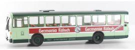BREKINA 50755 Mercedes-Benz O305 Bonn Hbf Germania Kölsch Busmodell 1:87 online kaufen