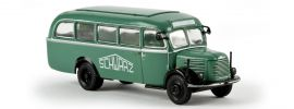 BREKINA 58006 Steyr 380/II Werkstattwagen Schwarzbau  Busmodell 1:87 online kaufen