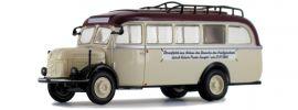 BREKINA 58012 Steyr 380/I Bus Ehrenfahrt | Bus-Modell 1:87 online kaufen