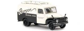 BREKINA 58161 Hanomag L 28 Kasten Borgon | LKW-Modell 1:87 online kaufen