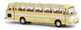 BREKINA 58200 Setra S 12 creme gelb Busmodell 1:87 online kaufen