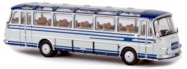 BREKINA 58205 Setra S 12, blau/grau | Bus-Modell 1:87 online kaufen
