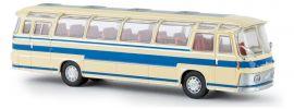 BREKINA 58233 Neoplan Saurer NS12 elfenbein blau  Busmodell 1:87 online kaufen