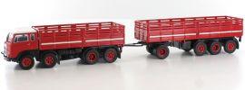 BREKINA 58407 Fiat 690 Millepiedi rot schwarz | LKW-Modell 1:87 online kaufen