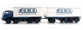 BREKINA 58426 Fiat 690 Millepiedi Kofferzug Rama | LKW-Modell 1:87 online kaufen
